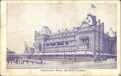 Chamberlain Hotel, Old Point Comfort