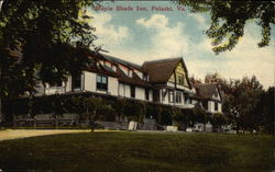Maple Shade Inn Postcard