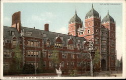 University of Pennsylvania - Dormitories