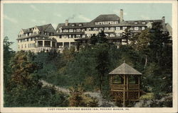 East Front, Pocono Manor Inn