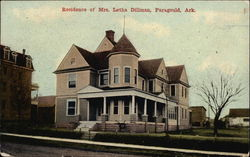 Residence of Mrs. Letha Dillman