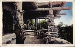 "The Porch, ""Hermit's Rest"""