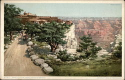 Hotel El Tovar, Grand Canyon of Arizona