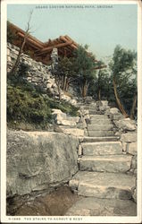 The Stairs to Hermit's Rest