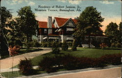 Residence of Robert Jamison, Jr., Mountain Terrace