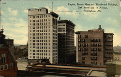 Empire, Brown-Marx and Woodward Buildings