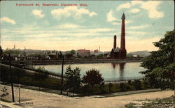 Fairmount St. Reservoir Postcard
