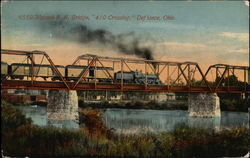 Wabash R.R. Bridge, 410 Crossing