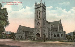 First Presbyterian Church in Pasadena, California