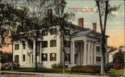 Residence of the Late J.F. Hill