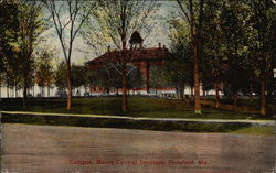 Maine Central Institute Campus