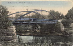 Bridge over the Buffalo