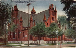 Tabernacle Presbyterian Church Postcard