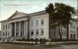 Municipal Building Postcard