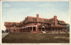 The Bisonte, New Santa Fe Hotel
