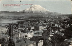 Mt. Tacoma as seen from Court House