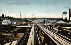 Docks at Port Ludlow