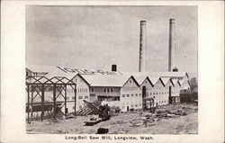 Long-Bell Saw Mill