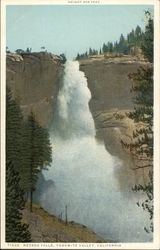 Nevada Falls, Height 605 feet