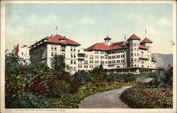 Hotel Potter, Santa Barbara, Calif