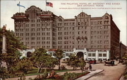 The Palatial Hotel St. Anthony and Annex