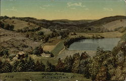 Cutler Pond Postcard