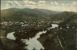 Aerial View of White River