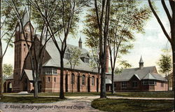 Congregational Church and Chapel