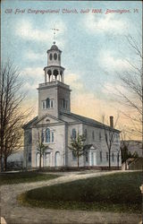 Old First Congregational Church, built 1806