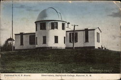 Observatory, Dartmouth College