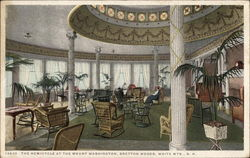 The Hemicycle at the Mount Washington, Bretton Woods