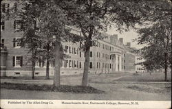 Darmouth College - Massachusetts Row