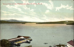 General View of Lake Winnipesaukee Postcard