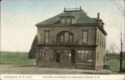 Post Office and Knights of Pythias Hall