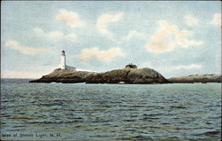 Isle of Shoals Light
