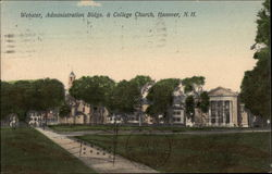 Webster Administration Bldgs. & College Church