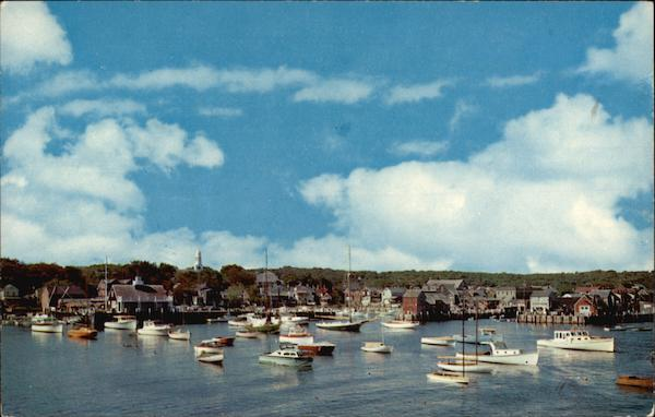 Rockport Harbor Massachusetts