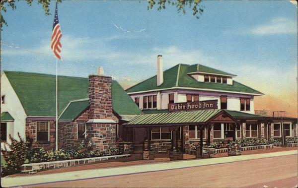 Robin Hood Inn Valley Road Clifton Nj