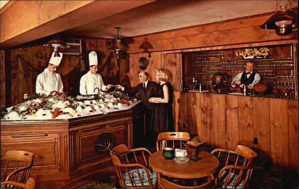 the oyster bar at vincent 39 s steak house west springfield ma. Black Bedroom Furniture Sets. Home Design Ideas