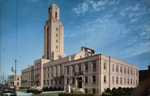 City Hall Pawtucket Rhode Island