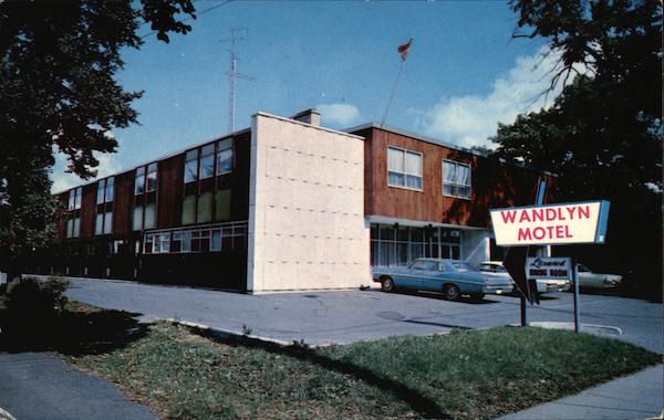 Wandlyn Motor Inn Antigonish Canada Nova Scotia