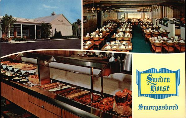 Sweden House Smorgasbord Clearwater Florida