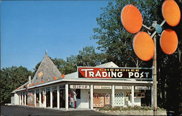 cherokee trading post budd lake  nj