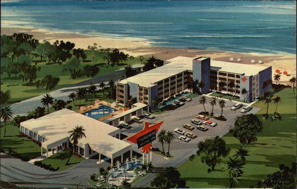 Thunderbird Motor Inn Myrtle Beach Sc