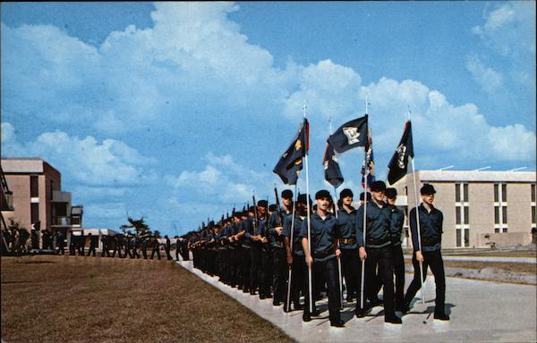 U.S. Naval Training Center Orlando Florida Navy