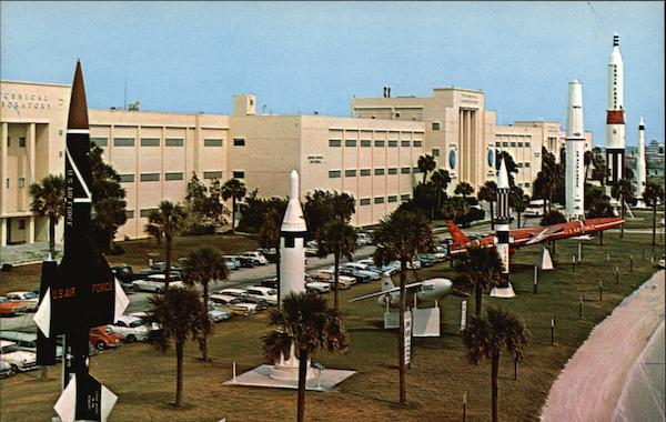 AFMTC's Technical Laboratory Patrick Air Force Base Florida