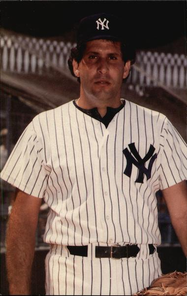 Ron Hassey, New York Yankees Baseball