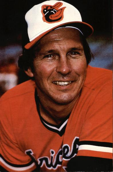 Brooks Robinson Baseball