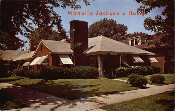 Paypal Com Login >> Home of Mahalia Jackson Chicago, IL