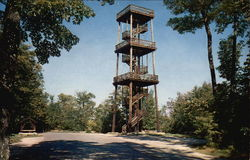 Lookout Tower, Penninsula State Park